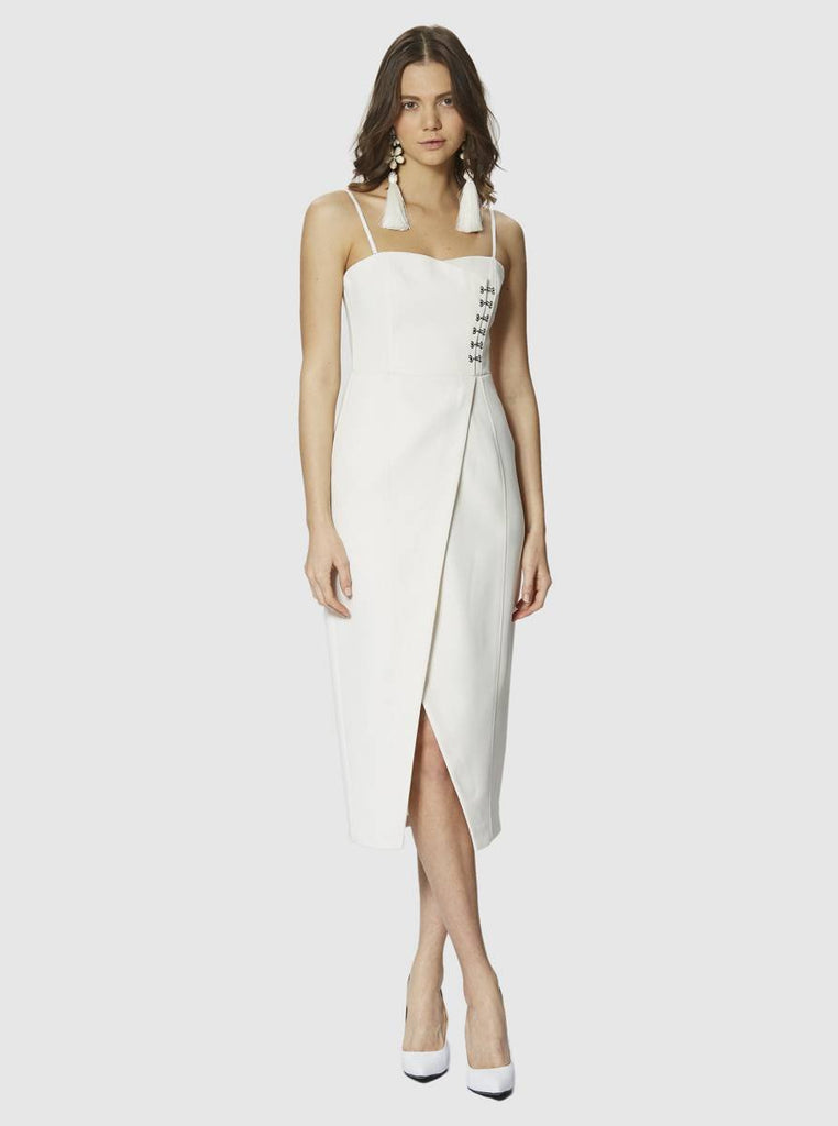 Apparel - HIGH-WAIST DRESS