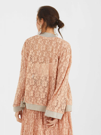 Apparel - LACE JACKET