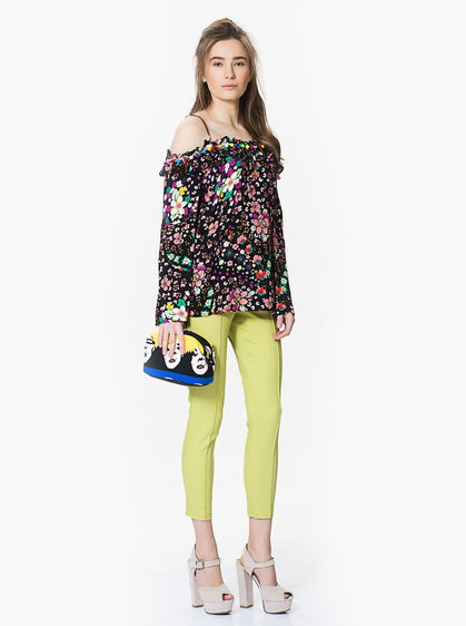 Lime Green Skinny Pants