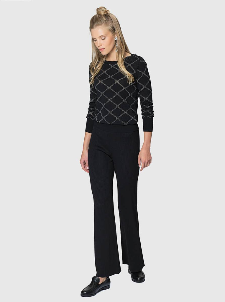 Apparel - LONG KNIT PANTS