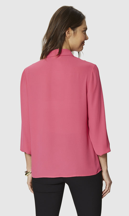 Apparel - LONG SLEEVE BLOUSE
