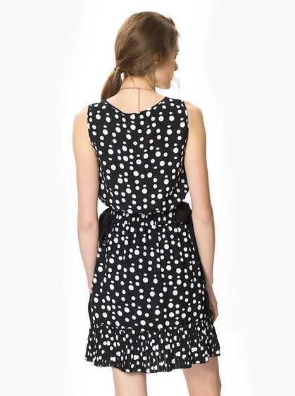 Apparel - POLKA DOT DRESS