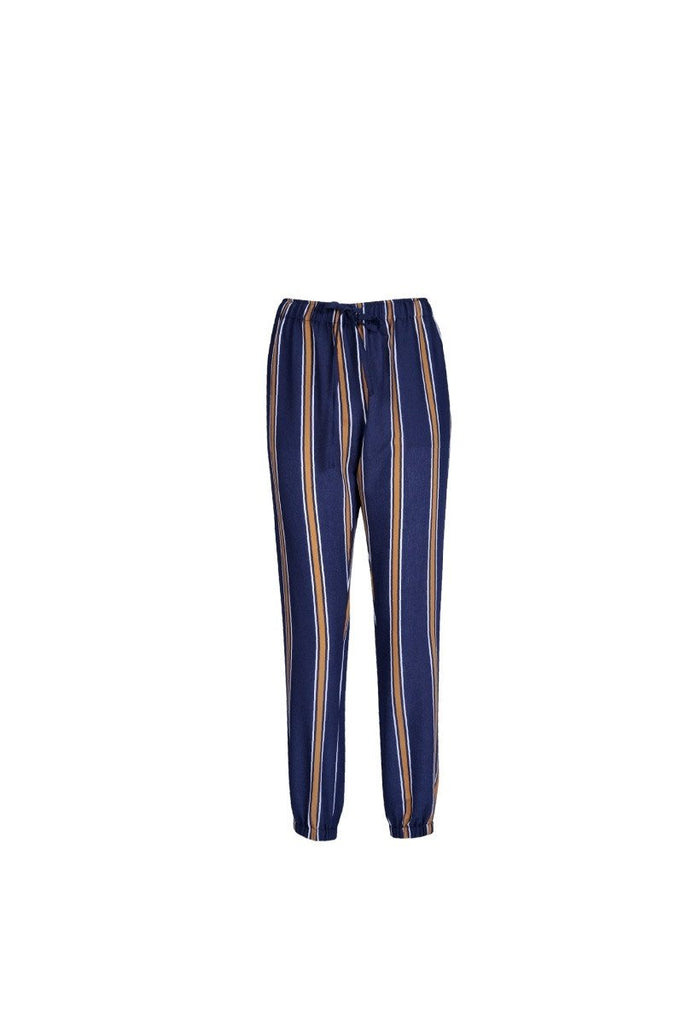 Apparel - PULL-ON STRIPED PANTS
