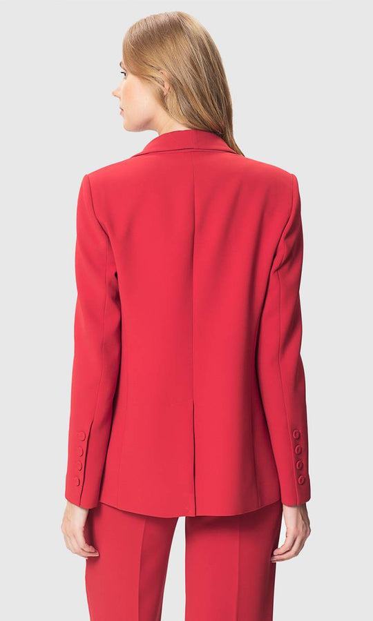 Apparel - RED JACKET