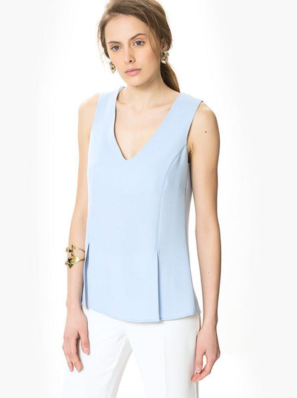 Apparel - V-Neck Blouse