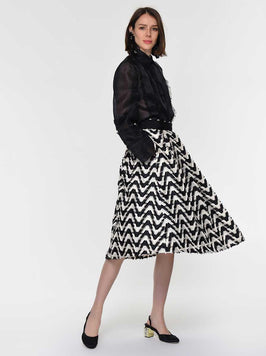 The Geometric Skirt
