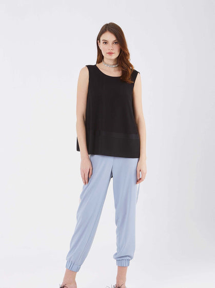 Tie-Back Shift Top