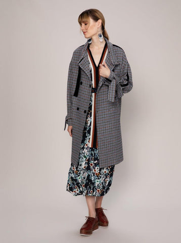 FLOWER POCKET JACKET