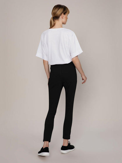 Asymmetrical Zipper Pant