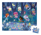 Fairies & Waterlilies Jigsaw Puzzle 36 Pieces