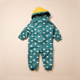 Waterproof 100% Recycled Puddle Splash Suit - Falling Water
