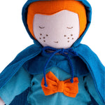 Fair Trade Forest Doll Bluebell