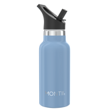 Montii Mini Insulated Steel Child's Water Bottle, 350ml - Lavender