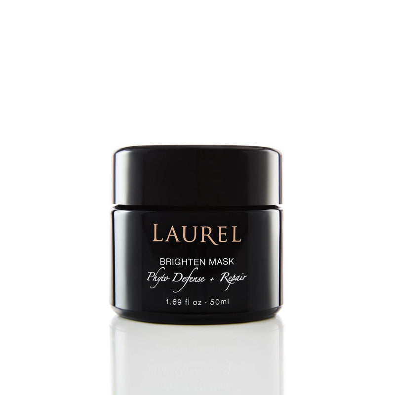 Laurel Skin Brighten Mask: Phyto Defense + Repair