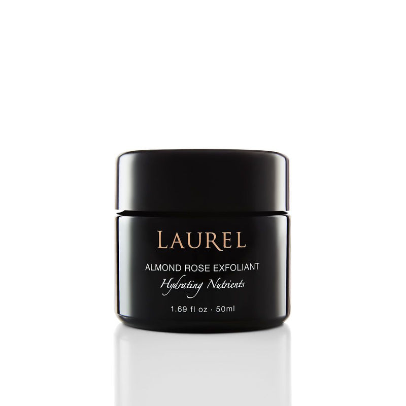 Laurel Almond Rose Exfoliant: Hydrating Nutrients