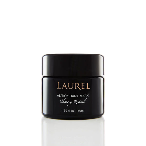 Laurel Antioxidant Mask: Vibrancy Renewal