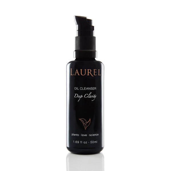 Laurel Skin Oil Cleanser Deep Clarity