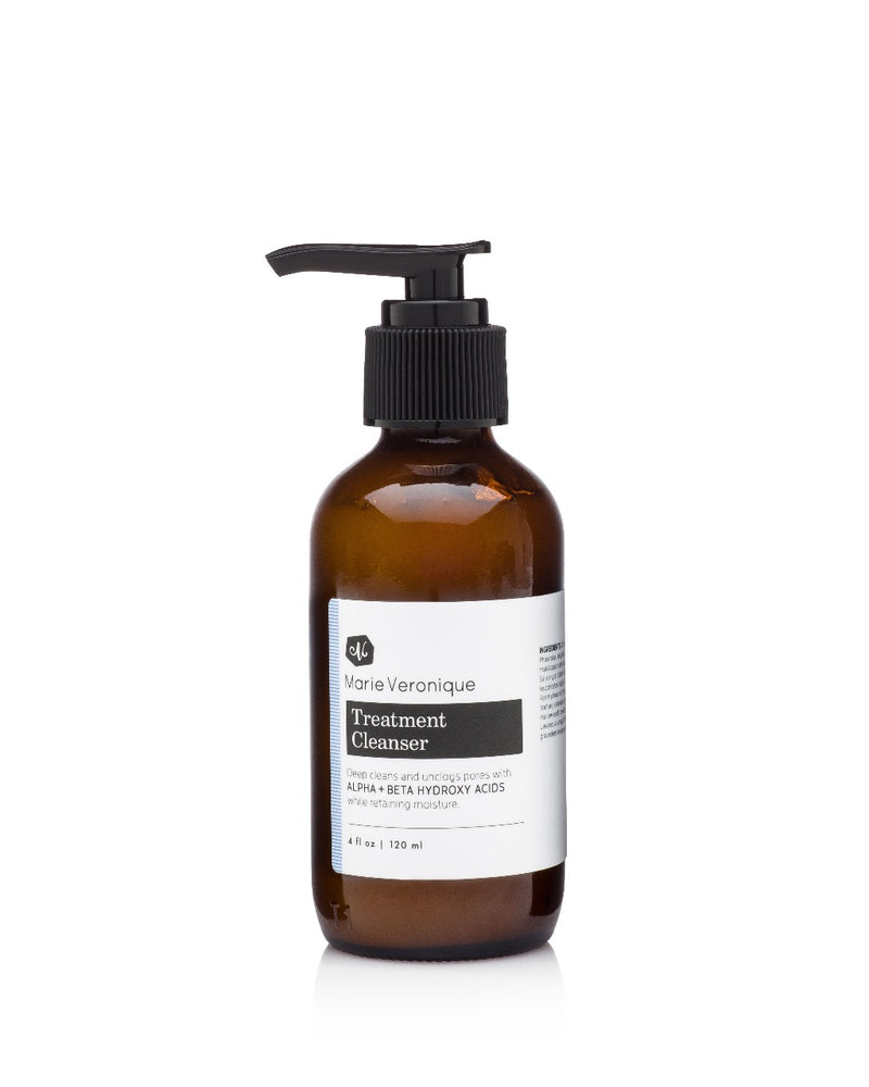 marie veronique treatment cleanser