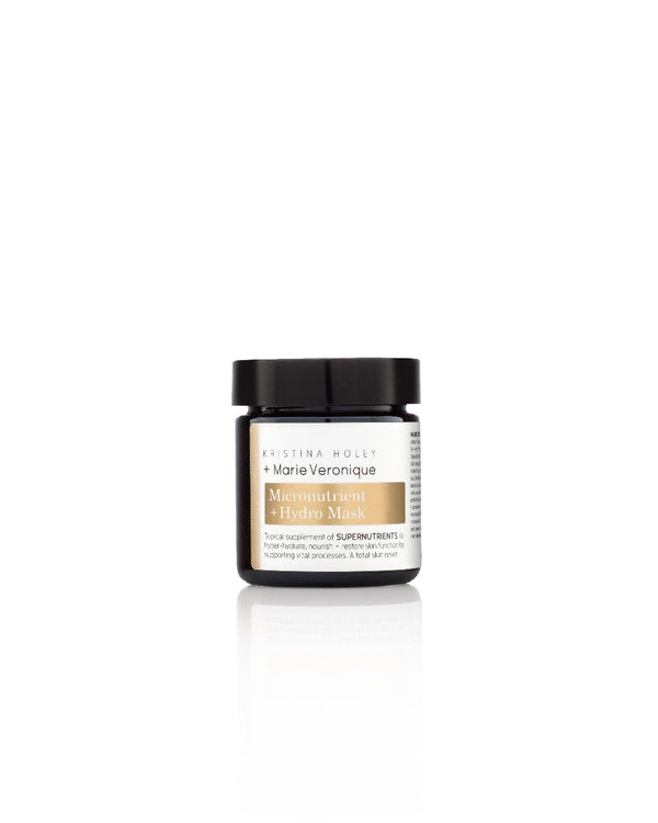 marie veronique micro nutrient and hydro mask