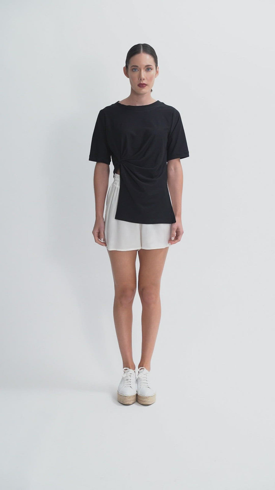 The Goldie T-Shirt | Black