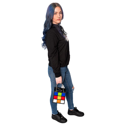 Gorgeous Rubik's Cube Purse - Beauty Innate
