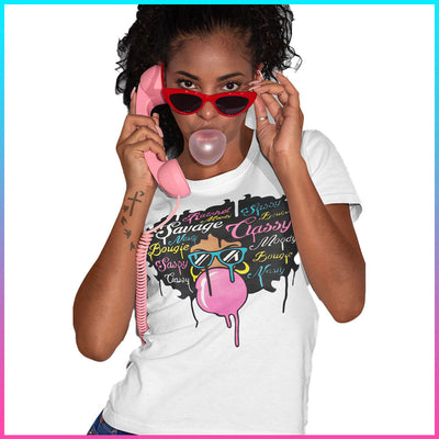 Bubble Gum Diva Sweatshirt