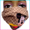 "Cute ""Girl Gang"" Mickey Mask!"