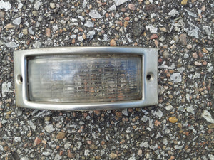 1946-48 Ford Truck turn signal lens glass