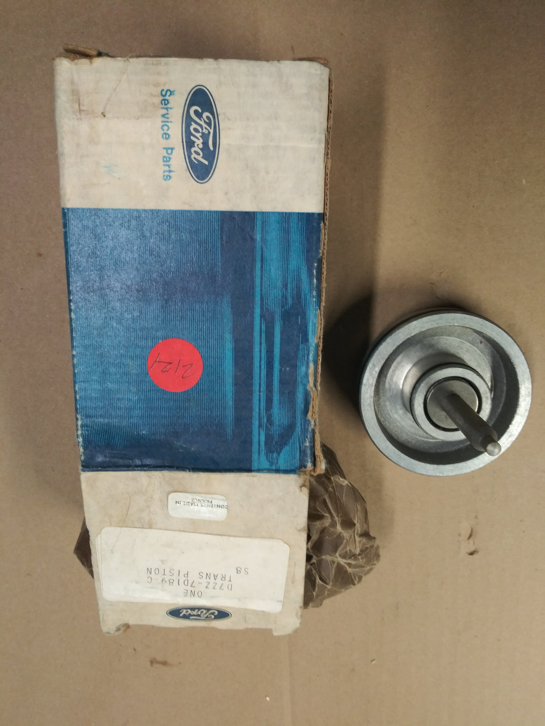 1977 - 1981 Ford Mustang Pinto Maverick C3 trans piston and rod NOS