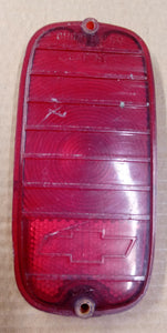 1960 Chevy truck taillight lens