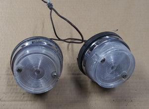 1960 Ford Falcon backup light assemblies pair
