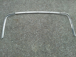 1961 Ford Thunderbird rear window trim -