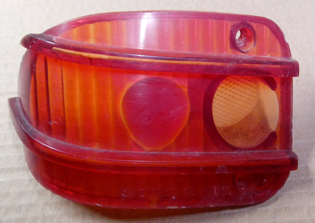 1963 Rambler Cross Country wagon taillight lens driver side