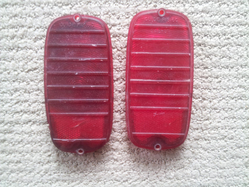 1960-1966 Chevrolet truck taillights pair