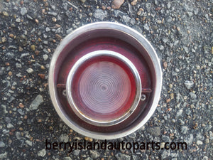 1964 Chevy Impala Belair backup light assembly