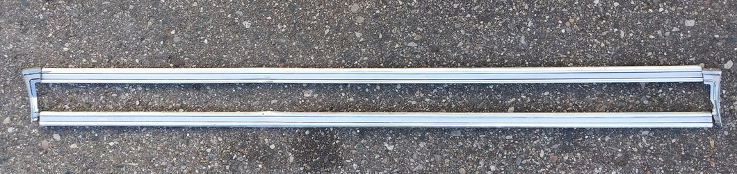 1966 Ford Galaxie trunk trim