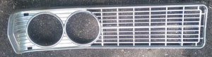 1968 Ford Galaxie Custom Ranch Wagon grille