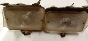 1970 Ford Galaxie turn signal assembly pair