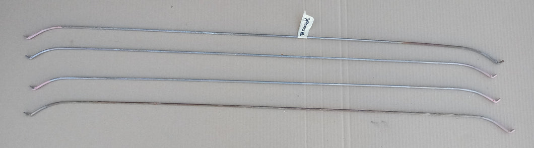 1973 Mercury Cougar headliner support rods