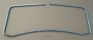 1958 Nash Metropolitan windshield trim