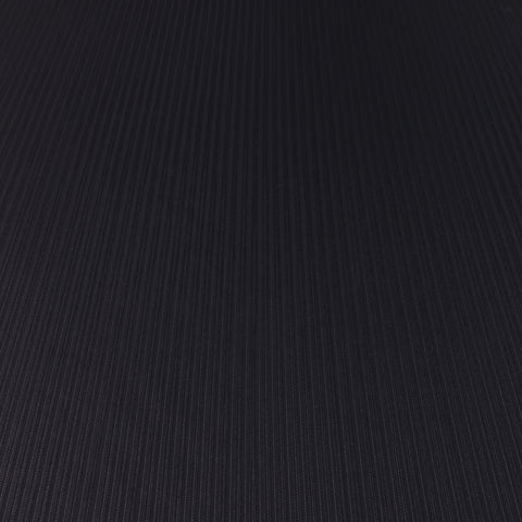 Black Stripes Acetate & Cotton Formal Dinner Jacket Ariston Fabric - Rex Fabrics