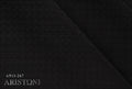 Ariston Contemporary Collection Black Texture Suiting - Rex Fabrics