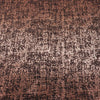 Brown and Gold Abstract Silk Brocade