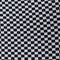 Black and White Geometric Printed Fabric - Rex Fabrics