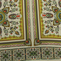 Multicolored Arabesque Printed Fabric - Rex Fabrics