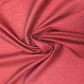 Metallic Gradient Red Liquid Polyester Organza Fabric - Rex Fabrics
