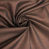 Metallic Gradient Burgundy Gold Liquid Polyester Organza Fabric - Rex Fabrics