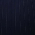 Lanificio F. LLI Cerruti Dark Blue Striped - Rex Fabrics