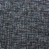 Multicolored Blue Threaded Dark Grey Tweed