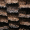 Brown Faux Fur Fabric